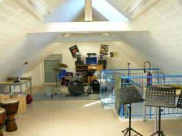 CAEM Nivillac La salle Musiques Actuelles et de Percussions