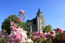Eglise-et-fleurs-Nivillac