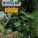 Panneau nivillac 1 village fleuri
