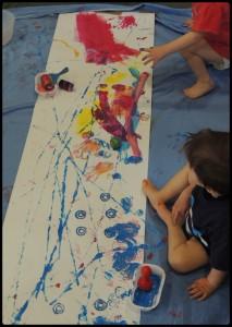 Atelier peinture RAM