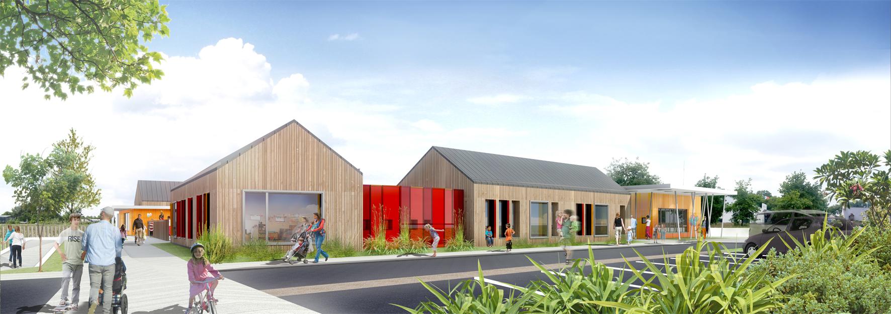projet de construction d 39 une nouvelle ecole primaire publique commune de nivillac